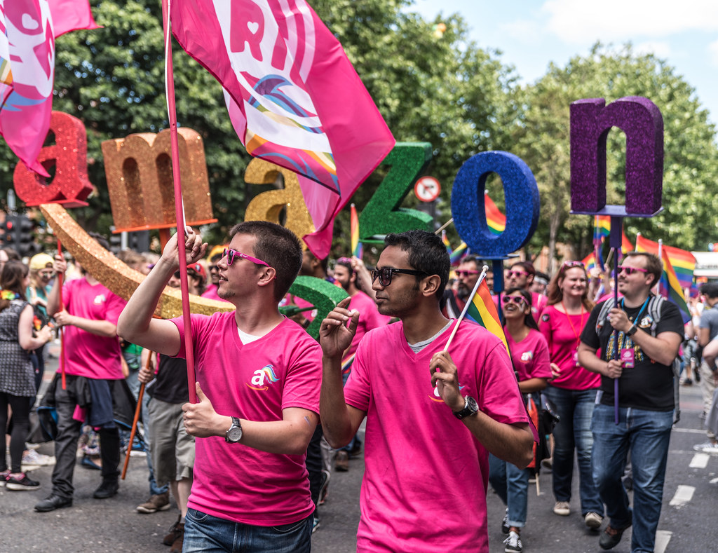 LGBTQ+ PRIDE PARADE 2017 [ON THE WAY FROM STEPHENS GREEN TO SMITHFIELD]-130088