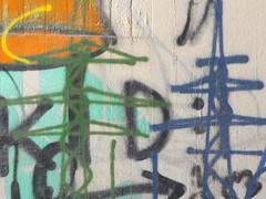 Towers (gittermasttyp2008) Tags: bunt farbe collor strommast strommasten strom stahlgittermast stahl energie electricitytower energy erdseil gittermast gittermasten germany grau graffiti graffitistrommast eisen tower powertower powerpole power pylon powerpylon powerline pole autobahn tunnel wandern unterführung highway lines