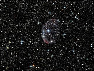Crescent Nebula NGC6888