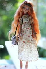 IMG_7984 (Cleo6666) Tags: lana lillycat cerisedolls marron glacé bjd doll chibbi