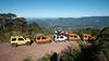 Jimny 4x4 RS (João Ebone) Tags: suzuki jimny amarelo laranja branco serra do faxinal estrada de chão rodovia ruta route grupo rs 4x4 jipe paisagem mar panoramica mirante vista