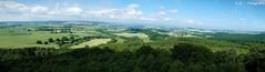 Panorama Landschaft / Panorama Landscape (R.O. - Fotografie) Tags: panorama landschaft landscape wolken clouds marienmünster vörden nieheim kreis höxter bäume trees outdoor sun sonne lumix dmcfz1000 dmc fz1000 fz 1000 panasonic rofotografie