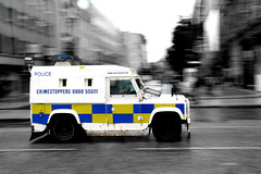 2012229-PSNI Belfast (mark.gilpin@btinternet.com) Tags: police northernireland psni troubles