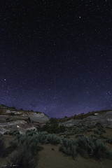 For Want of Devotion (courtney_meier (away)) Tags: coloradoplateau pariacanyon utah whitehouse whitehousecampground desert longexposure moonlight night nightscape nocturnal stars kanab unitedstates us