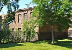 Coach House (Brule Laker) Tags: chicago illinois southside washingtonpark