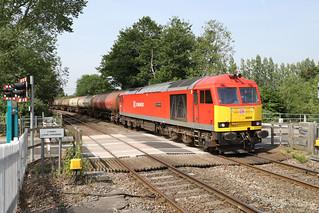 60020 Class 60 locomotive