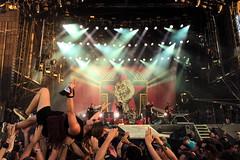 Elevation (pierremaria) Tags: iphone hellfest prophet rage slam rock concert music scene festival pogo public