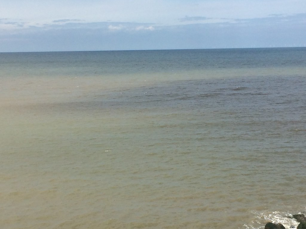 Sheringham sea view