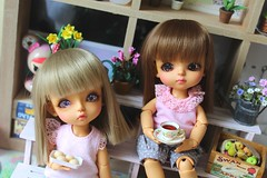Tea Time (Gigiholy) Tags: lati yellow berry nia shanghai taipei oscardolleyes nomyens formydoll niradolls carlascouture spampystuff rement rilakkuma