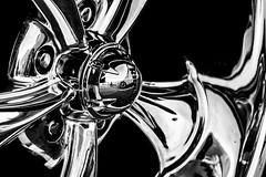 chrome (Günther Bayerle) Tags: wheel chrome oldtimer