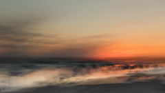 Wave (Explored 14/7/2017) (merseamillsy) Tags: blur landscape sunset water icm mersea sea blurry coastline waves intentionalcameramovement clouds coastal tide sky seascape abstract coast merseaisland blurred