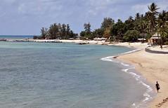Koh Samui 199 Chaweng Beach (SwissMike62) Tags: thailand kohsamui beach sandybeach palmbeach ocean