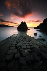 Pretty Pettico (Stu Patterson) Tags: stu patterson sunset seascape scotland borders pettico wick st abbs