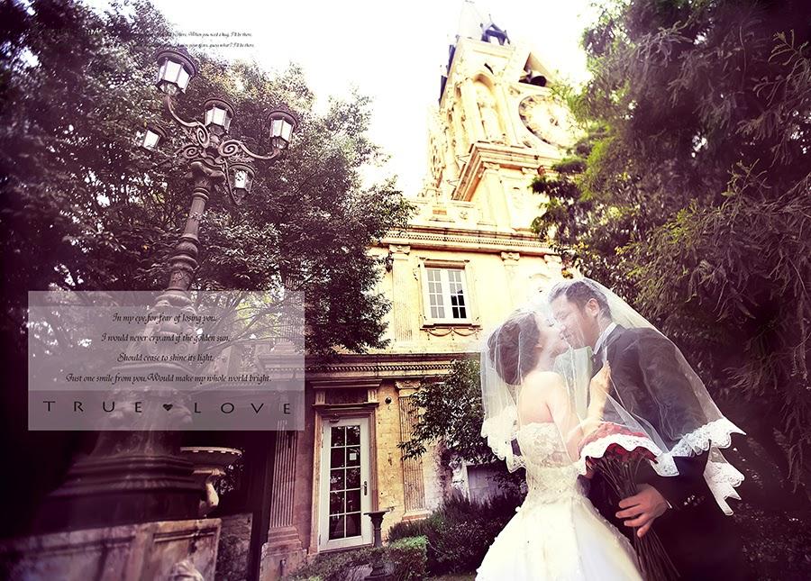 老英格蘭婚紗攝影