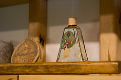 Igor museo, bottle (visitsouthcoastfinland) Tags: visitsouthcoastfinland degerby igor museum museo finland suomi travel history indoor