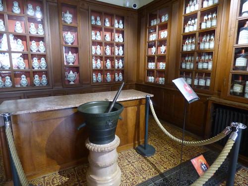 Hôtel-Dieu de Beaune - Pharmacie