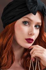 20's (MichalKondrat) Tags: 100 100plenermigawki monikadmochowska błysk błyskanie kobieta lampa migawka migawki modelka modelki plener portret rzeźnia stara stararzeźnia strobbing studio vilmarouge portrait face d300s