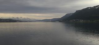 arriving in Tromsø