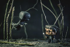 Expecto Patronum! (3rd-Rate Photography) Tags: harrypotter dementor wand magic wizard funko pop toy toyphotography canon 50mm 5dmarkiii expectopatronum jacksonville florida 3rdratephotography earlware