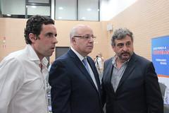 Autárquicas 2017: Pedro Passos Coelho na apresentação de candidatura de Fernando Seara à Câmara Municipal de Odivelas