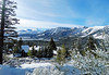Homes with a View, Mammoth Lakes, CA 5-16-17 (inkknife_2000 (8.5 million views +)) Tags: mammothca springsnowstorm treeswithsnow sierranevadarange freshsnowonground waterreflection usa landscape snow dgraham photo california newsnow morningsnow forest trees pines firs homes mountainhomes homeswithview wintersky skyandclouds snowofroofs flockedbushes