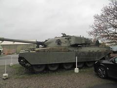 Yorkshir Air Museum, England (rylojr1977) Tags: museum war aircraft weapons history york england unitedkingdom yorshire tank armour
