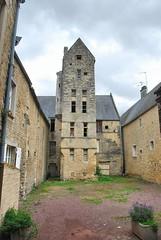 Surviving Bayeux Structure (unclebobjim) Tags: bayeux normandy normandie old stone surviving structure