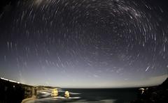 Star Trails (mwrrc) Tags: 12 apostles twelve port campbell victoria australia astrophotography astro