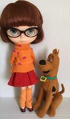 Velma e Scooby-Doo