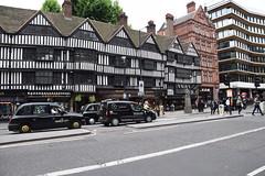 DSC_4456 City of London Old Holborn Staple Inn dates from 1585 Tudor building (photographer695) Tags: city london holborn old staple inn dates from 1585 tudor building