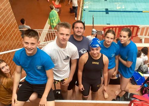 Championnats régionaux d'été à Tours juillet 2017