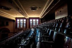 Redford High School, Detroit, MI (Thomas Hawk) Tags: america detroit detroitpublicschools michigan redfordhighschool usa unitedstates unitedstatesofamerica abandoned highschool school theater fav10 fav25 fav50