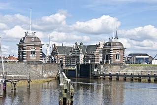Lemstersluis, Lemmer, Frysân - The Netherlands (6342)