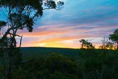 Alligator Gorge Sunset (MrNonesuch) Tags: alligatorgorge southaustralia sunset outback