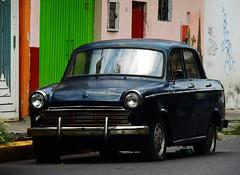 auto clasico (Alejandro8a) Tags: colors mexico street colores clásico classic car auto automovil