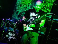 Shed the Skin-210.jpg (douglasfrench66) Tags: satanic satan evil deathmetal cleveland show ohio livemusic diy metal