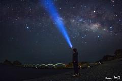 三仙台-銀河 (x7788694) Tags: 750d canon 銀河 台灣 taiwan taitung hualien photography sunset galaxy 雲 天空 戶外 極光 安詳 夜景 相片框 台東 三仙台 星空 sky