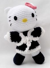 Amigurumi (El Gato sobre el Tejado) Tags: crochet amigurumi peluches plush manualidades crafts hechoamano handmade hellokitty cat gato