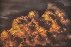 Cloud Mountain (Klaus Ficker --Landscape and Nature Photographer--) Tags: cloud sunset evening storm thunderstorm kentuckyphotography klausficker usa kentucky canon eos5dmarkiv