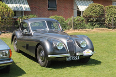 Jaguar XK 120 3.5  11-1951  AR-75-23 (harry.pannekoek) Tags: jaguar xk 120 35 111951 ar7523