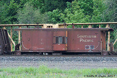 SP 4702 (youngwarrior) Tags: sp southernpacific espee caboose oakridge oregon