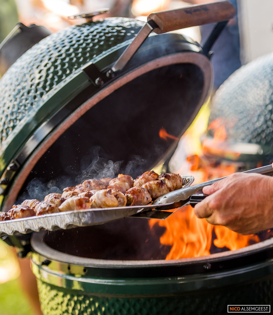 Big Green Egg's Flavour Fair 2017