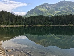 Lago D'Isola San Bernardino CH (CANETTA Brunello) Tags: specchio riflesso riflessioni diga suisse ch grigioni bernardino san acqua
