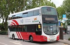 Bus Eireann VWD42 (151C7159). (Fred Dean Jnr) Tags: july2017 buseireann vwd42 151c7159 corkuniversityhospital b5tl volvo wright eclipse gemini buseireannroute216
