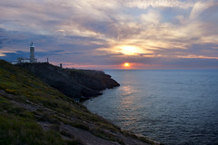 Infierno y paraíso (1946pixels) Tags: nikon d3100 santander spain europe españa sea sky clouds colors sunset sun spring light nature