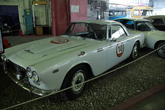 Lancia Familia GT (John Morrissette) Tags: museum retro cars moscow russia gaz zil alfa panard citroen lancia matchless isetta soviet