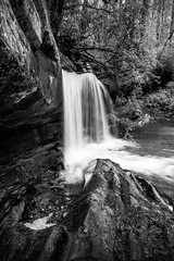 Rapers Creek in Black and White (John Cothron) Tags: americansouth cpl canoneos5dmkiv clarkesville cothronphotography distagon2128ze distagont2821ze dixie georgia johncothron rabuncounty rapercreekfalls silverefexpro2 southatlanticstates southernregion thesouth us usa unitedstatesofamerica zeissdistagont2821ze bw blackandwhite circularpolarizingfilter clouds cloudyweather cold falling flowing landscape longexposure monochrome moss nature outdoor outside rock rockformations scenic water waterfall winter img16318170312v01 ©johncothron2017 raperscreekinblackandwhite