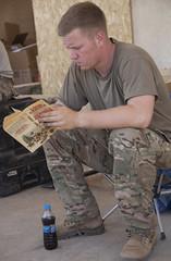 06-817_B2_170527-A-OZ910-017 (FortBraggParaglide) Tags: cjtfoir 82ndairbornedivision 2ndbrigadecombatteam iraq mosul isis airborne paratroopers mortar combinedjointtaskforce operationinherentresolve cplracheldiehm combatcamera iq