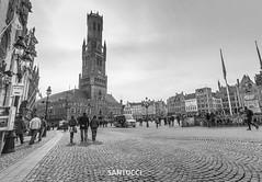 _DSC1749 (Eric Santucci) Tags: belfry bruges main square belfort brügge belgium architecture building city grote markt