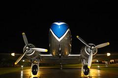 DC-3 Varig (rafaeldeoliveira) Tags: ppanu dc3 douglas douglasdc3 varig portoalegre riograndedosul brasil boulevardlaçador canon canoneosrebelt2i